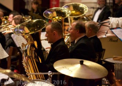 Brass and Percussion