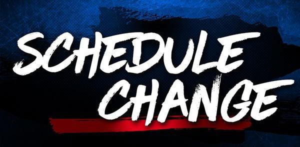 COVID-19 Updates & Schedule Changes