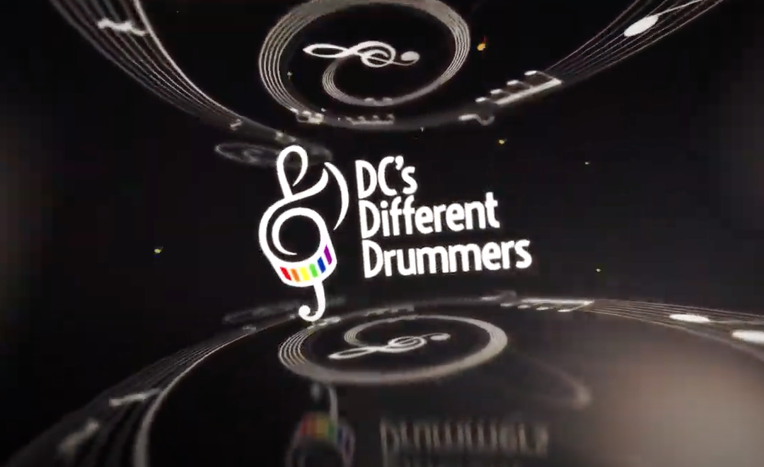 DC's Different Drummers has another virtual performance.